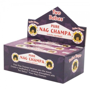 Wild Berry Two Babas Nag Champa