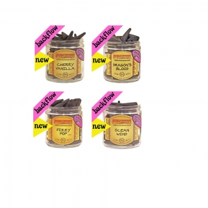 Wild Berry Backflow Incense Cones