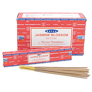 Wholesale Satya Jasmine Blossom Incense Sticks