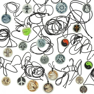 Pendants - Random Selection of 20 Assorted