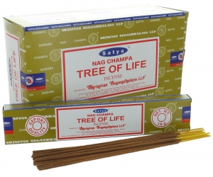 Wholesale Satya Nag Champa Tree Of Life Incense Sticks
