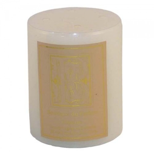 Sunrise Pillar Candle- Small