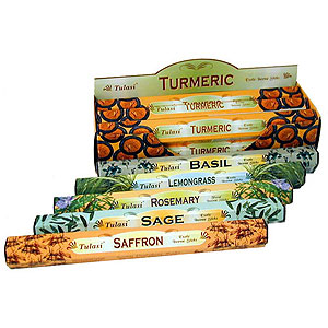 tulasi herbal incense