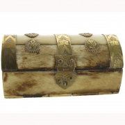 Wholesale Small Bone Treasure Chest