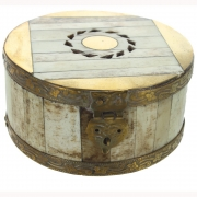 Wholesale Round Bone Box