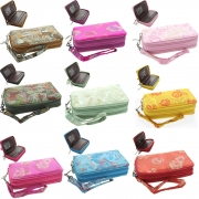 Wholesale Brocade Purse Wallet