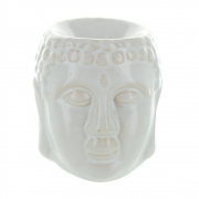 White Buddha Oil Burner