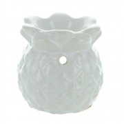 White Pineapple Oil Burner