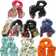 SPECIAL DEAL! 20 Assorted Scarves