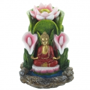 Wholesale Bright Buddha Backflow Incense Cone Burner