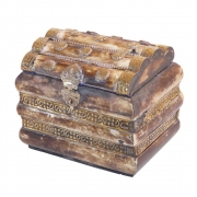 Wholesale Studded Chest Bone Box