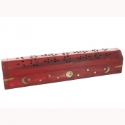 Wholesale Red Incense Box Burner