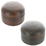 Wholesale Round Wooden Box With Domed Lid