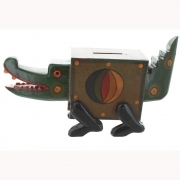 Wholesale Crocodile Money Box