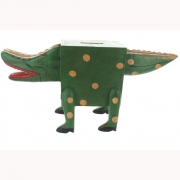 Wholesale Spotted Crocodile Money Box