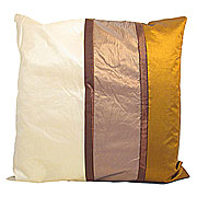 Wholesale Brown Stripe Cushion Cover