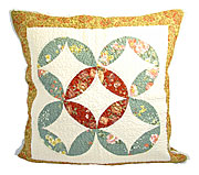 Wholesale four leaf cushion cover