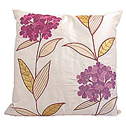 Wholesale Cushion Hydrangea - Purple