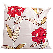 Wholesale Cushion Hydrangea - Red