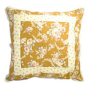Wholesale rose patchwork cushion cover