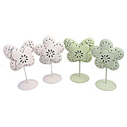 Wholesale Flower Butterfly Stand Candle Holder