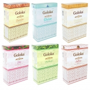 Goloka Masala Incense - 6 Box Assortment