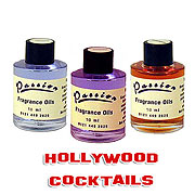 passion fragrance oils hollywood cocktail range 10ml