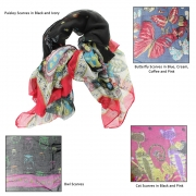 SPECIAL DEAL! 10 Assorted Scarves
