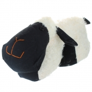 Woolly sheep doorstop - White