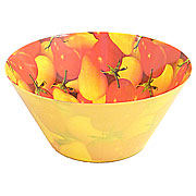 Wholesale Melamine Large Bowl - Peppers
