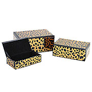 Wholesale Mirror Box Set 3 - Leopard