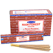 Wholesale Satya Nag Champa Rainforest Incense Sticks