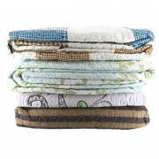 Wholesale Reversible Quilted Throw