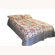 Wholesale  American Style Quilted Throw