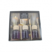 Wholesale Set 3 Reed Diffusers - Lavender