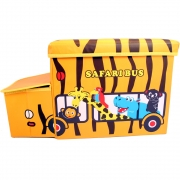 Safari Bus Toy Storage Box