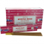 Mystic Rose Incense Sticks - Satya Ayurvedic Range