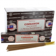Wholesale Satya Cinnamon Incense Sticks