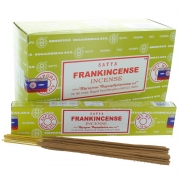 Wholesale Satya Frankincense Incense Sticks
