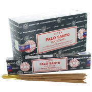 Wholesale Satya Palo Santo Incense Sticks