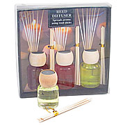 Wholesale Set 3 Reed Diffusers - Lavender (35ml)