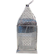 Wholesale Stainless Steel Filigree Lantern