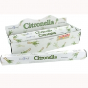 Wholesale Stamford Citronella Hexagonal Incense Sticks (6 Packets)