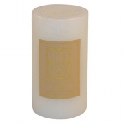 Sunrise Pillar Candle- Medium