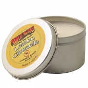Wild Berry Soy Wax Lemon Citronella Candle In Tin