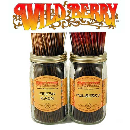 Wholesale Wild Berry Incense Sticks