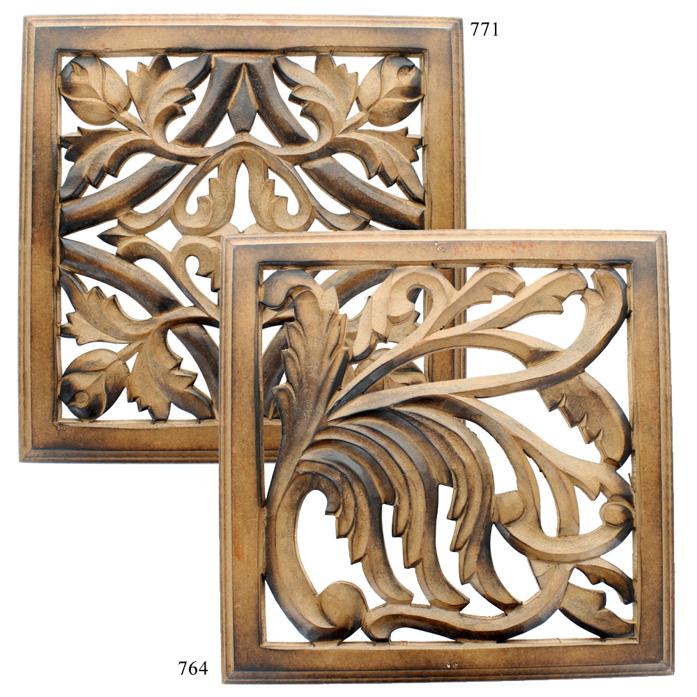 Wholesale Gifts Carved Panels
